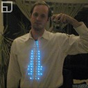 LED Tie for Exploratorium